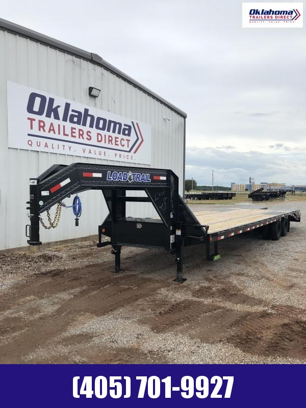 "2020 Load Trail 102"" x 34' Tandem Low-Pro Gooseneck Equipment Trailer"