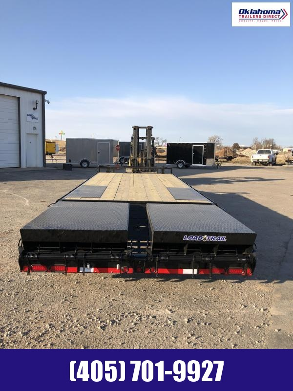 "2021 Load Trail 102"" x 24' TA Deckover Equipment Trailer"