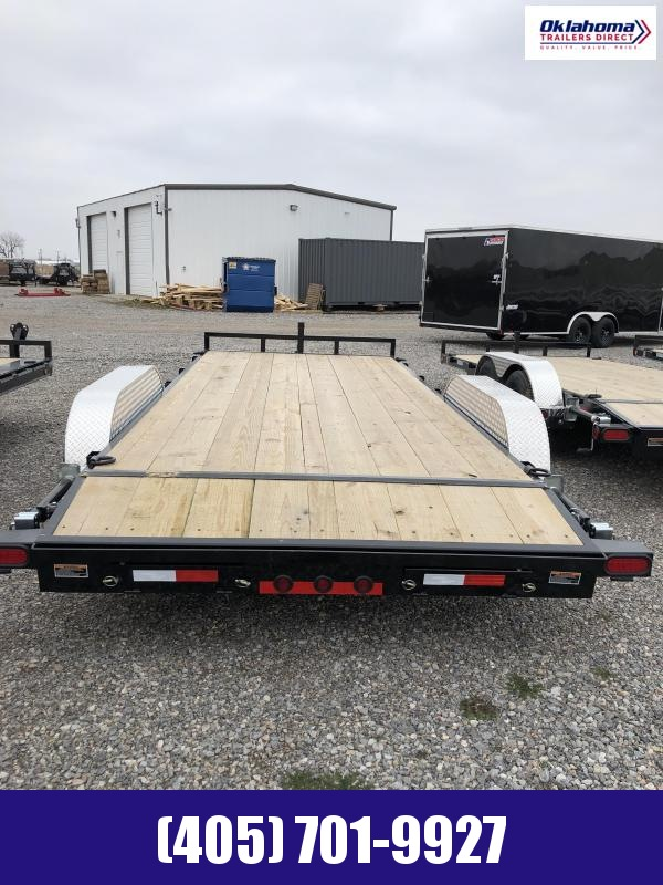 """2021 Load Trail 83"""" x 18' TA Equipment Trailer"""