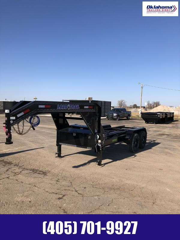 "2021 Load Trail 83"" x 14' TA Gooseneck Drop-N-Go Dump Trailer"