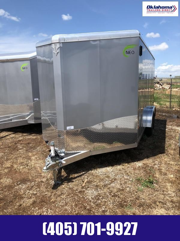 2020 NEO Trailers 7.5 x 16' Enclosed Cargo Trailer