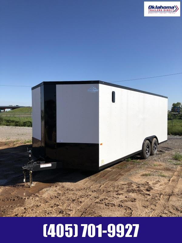 2021 Rock Solid Cargo 8.5 x 20 TA Enclosed Cargo Trailer