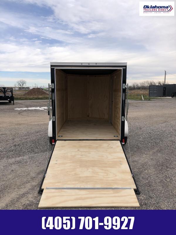 2021 Rock Solid Cargo 5 x 8 SA Enclosed Cargo Trailer