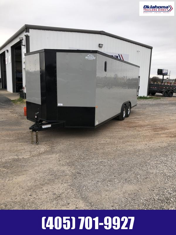 2020 Rock Solid Cargo 8.5 x 20 TA Enclosed Cargo Trailer