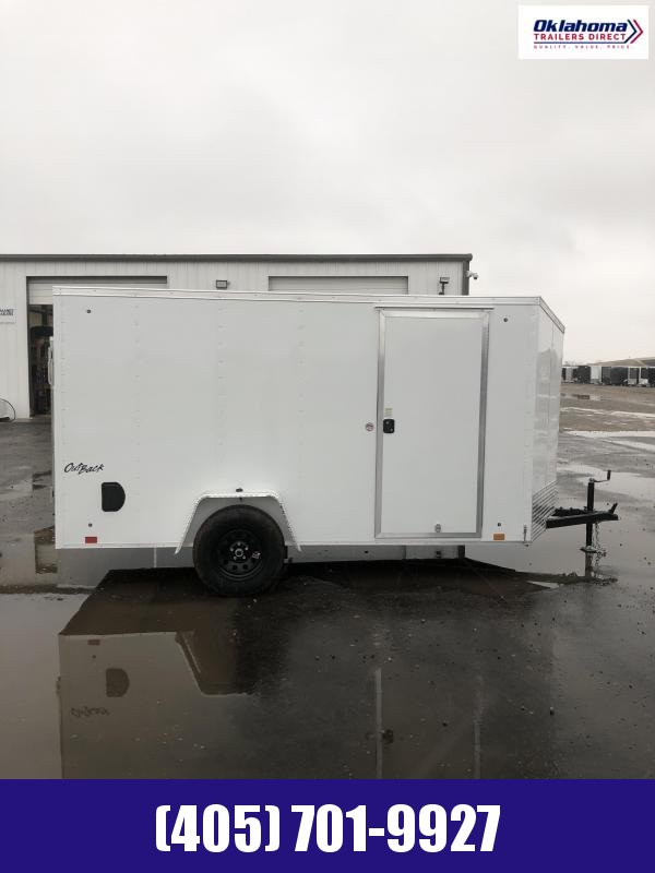 2021 Pace American 6' x 12' SA Enclosed Cargo Trailer
