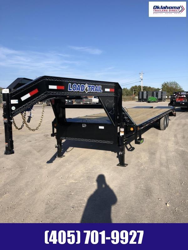 "2022 Load Trail 102"" x 30' Tandem Axle Gooseneck HD Equipment Trailer"