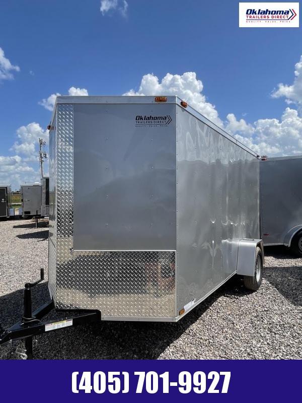 2022 Triple R Trailers 6' x 12' SA Enclosed Cargo Trailer