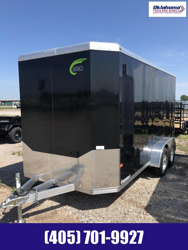 2021 NEO 7' X 14' Enclosed Cargo Trailer