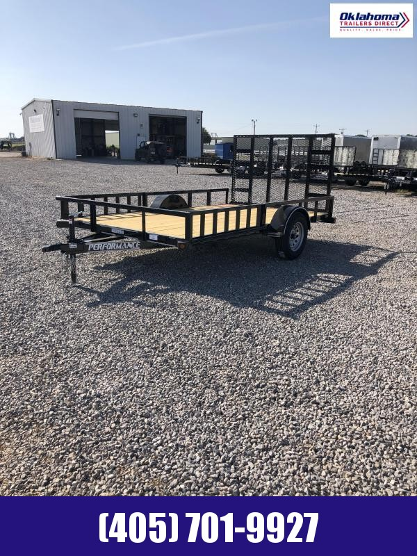 2020 Performance 83 X 12' Utility Trailer