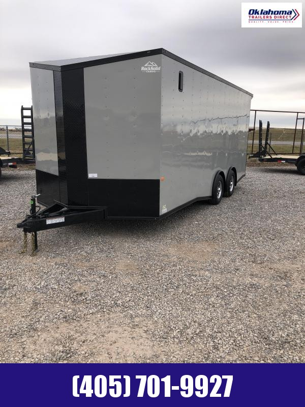 2020 Rock Solid Cargo 8.5' x 20' TA Enclosed Cargo Trailer