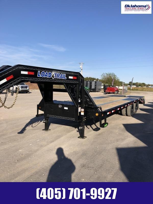 "2022 Load Trail 102"" x 28' Tandem Axle Gooseneck Equipment Trailer"