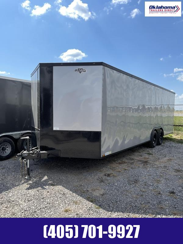 2022 Diamond Cargo 8.5' x 24' TA Enclosed Cargo Trailer