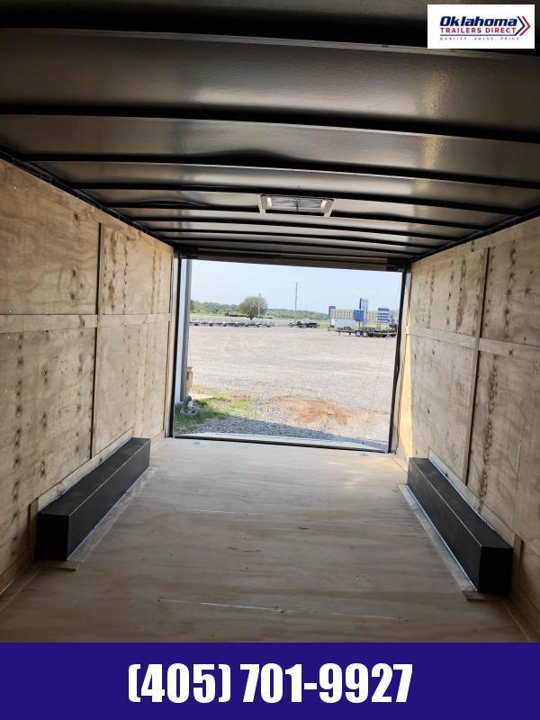 """2020 Rock Solid Cargo 8.5"""" x 20' Enclosed Cargo Trailer"""
