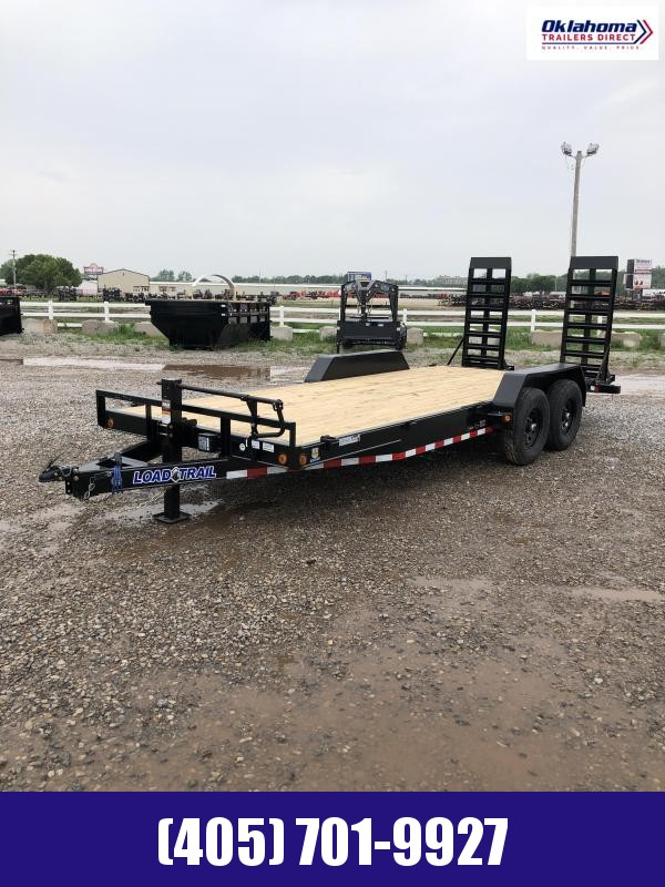 "2021 Load Trail 83"" X 22' Equipment Trailer"