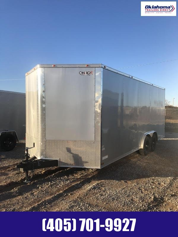 2021 Cynergy Cargo 8.5' x 20' TA Enclosed Cargo Trailer