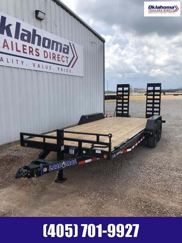 2021 Load Trail 83 x 20' TA Equipment Trailer