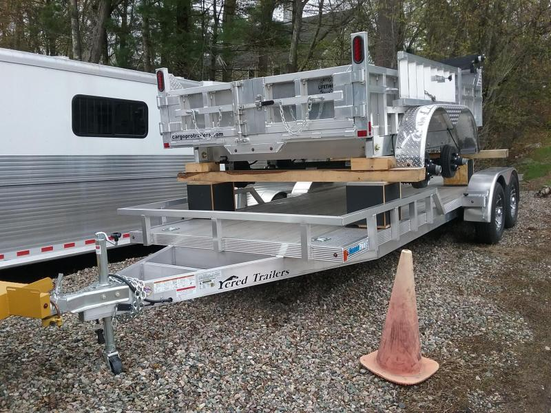 2020 Cargo Pro Trailers Open car haulers & Flatbeds