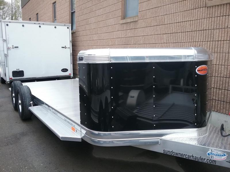 2021 Cargo Pro Trailers Open car haulers & Flatbeds