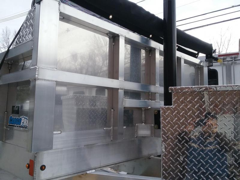 2020  CargoPro Trailers Dumps Dump Trailer