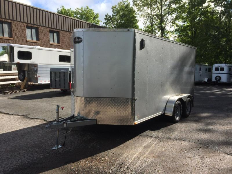 2021 Integrity Trailers -- Motorcycle Trailer