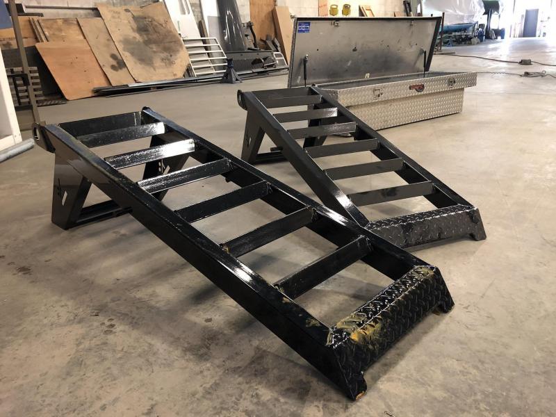 NEW Landscape ramp; Equiptment Ramps / Aluminum Toolbox