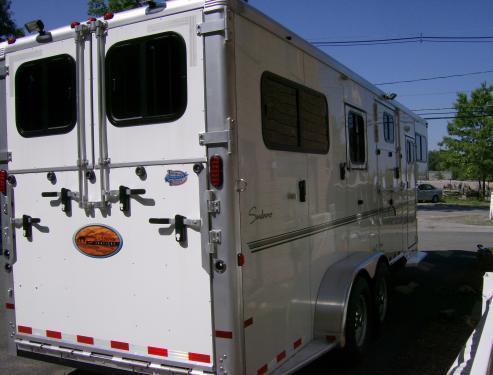 2020  Sundowner Trailers Charter 2 & 1 Horse Trailer