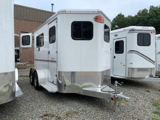 2021 Sundowner Trailers 2h Elite Horse Trailer