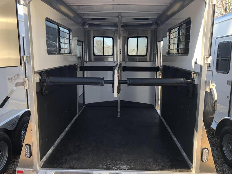 2021 Kingston Classic Elite Horse Trailer