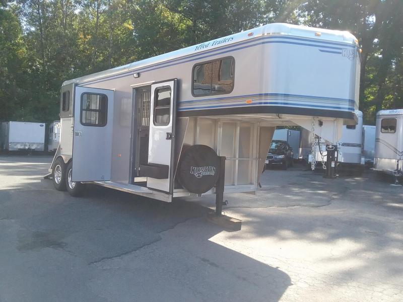 2021 Kingston Trailers Inc. Belvedere Horse Trailer