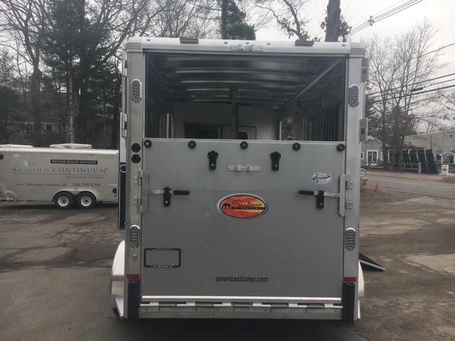 2021 Sundowner Trailers Sundowner  side unload