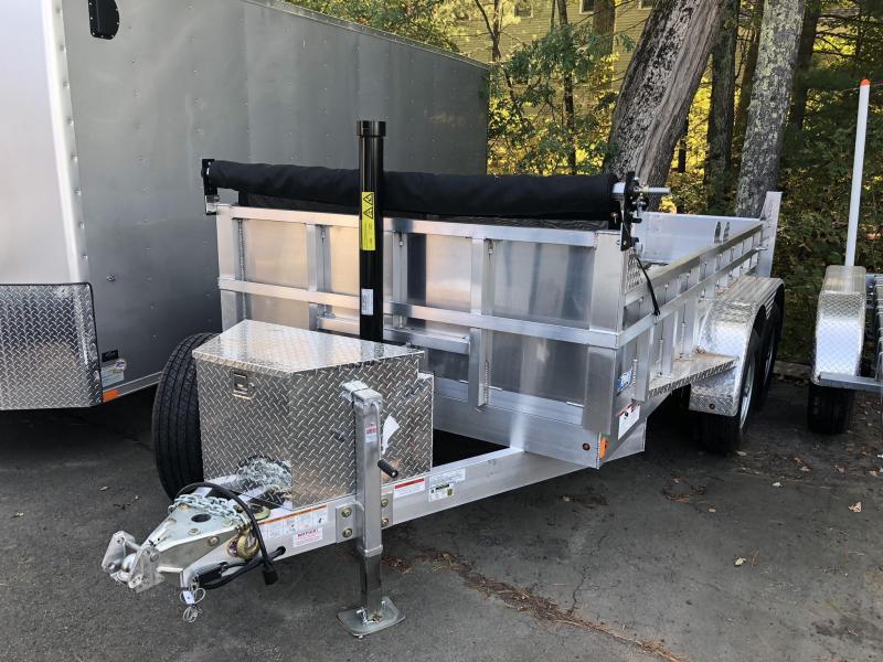2020 CargoPro Trailers 7x14 Dump Trailer