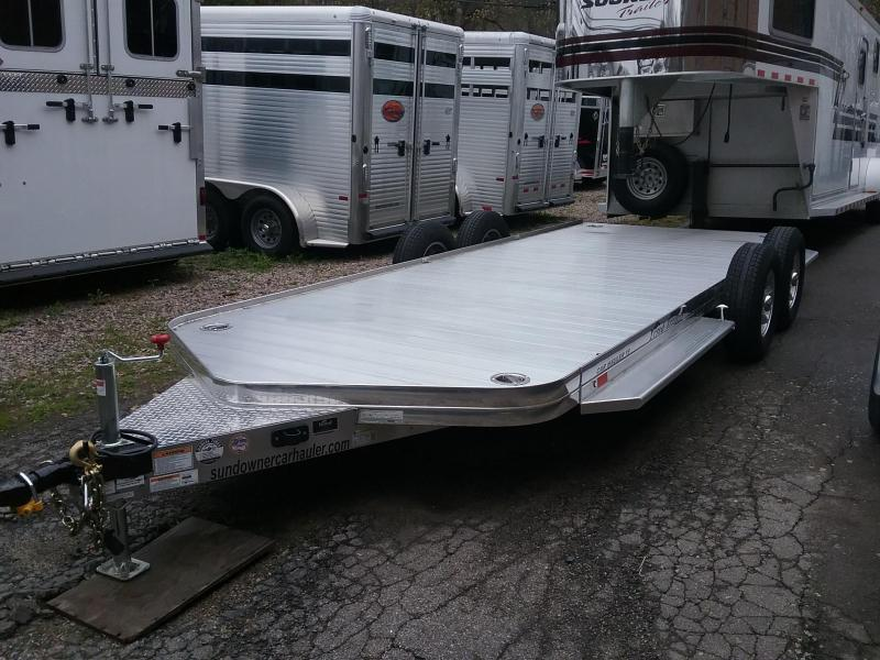 2020 Sundowner Trailers Car Hauler Car / Racing Trailer