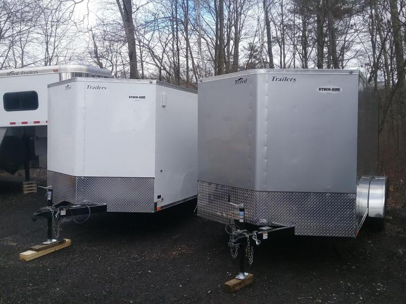 2021 Integrity Trailers Enclosed cargo Enclosed Cargo Trailer