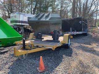2019 Bri-Mar T-712-6 Tilt Tractor