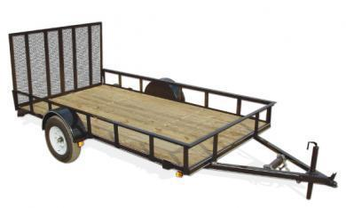2020 Bri-Mar  6x12  Utility Trailer