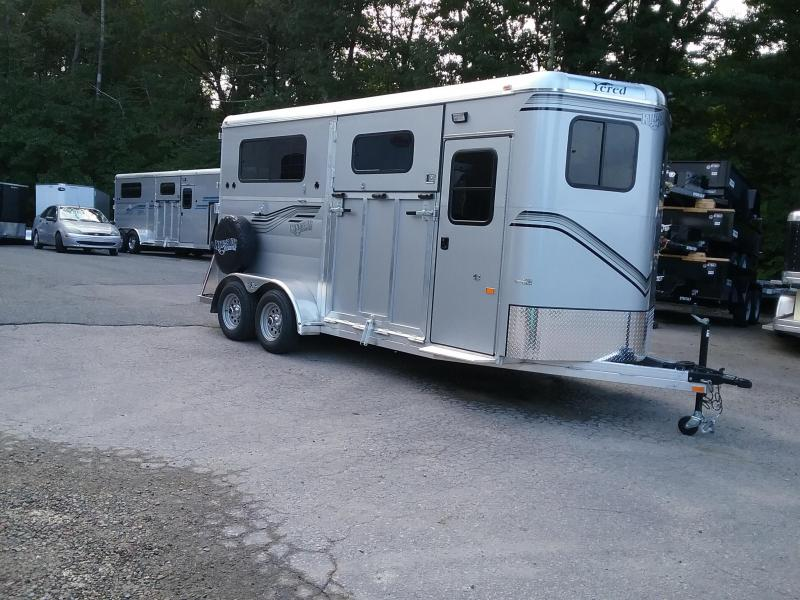 2020 Kingston Trailers Inc. Newport D/R Horse Trailer
