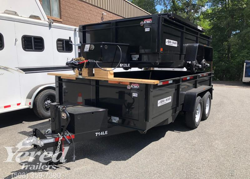 2021  Bri-Mar Dumps Dump Trailer
