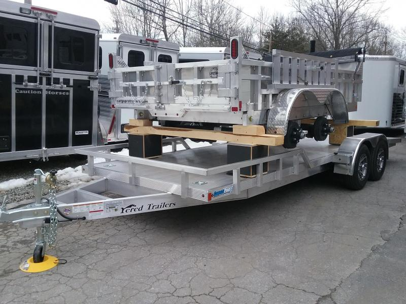 2021 CargoPro Trailers Open car haulers Car / Racing Trailer