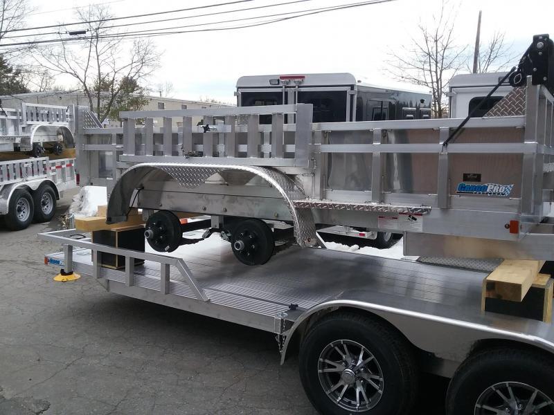 2021 CargoPro Trailers Open car haulers Car / Racing Trailer