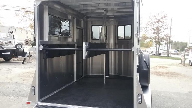 2020 Kingston Trailers Inc. Classic Std Horse Trailer