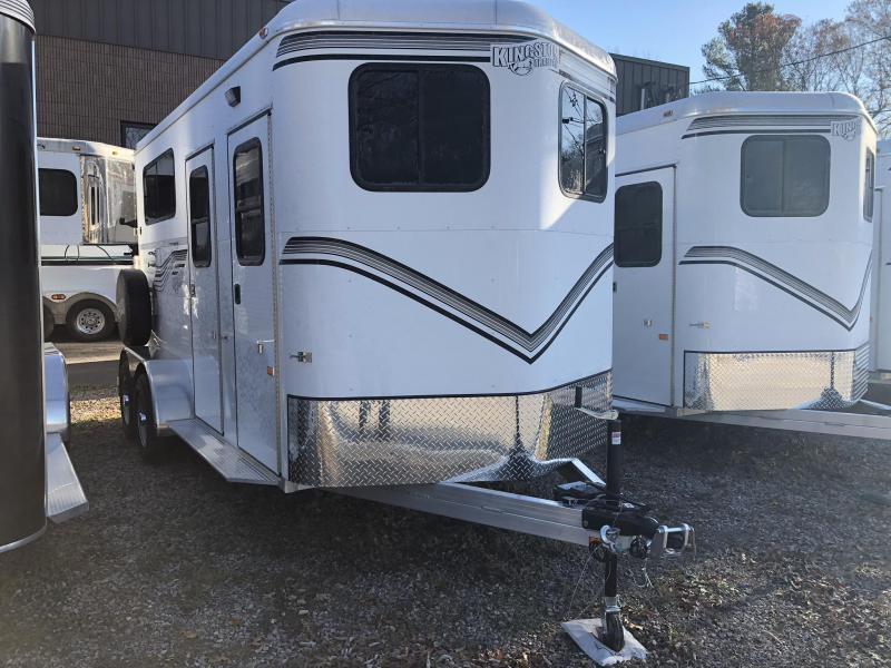 2021 Kingston Trailers. Classic Elite R/RoomHorse Trailer
