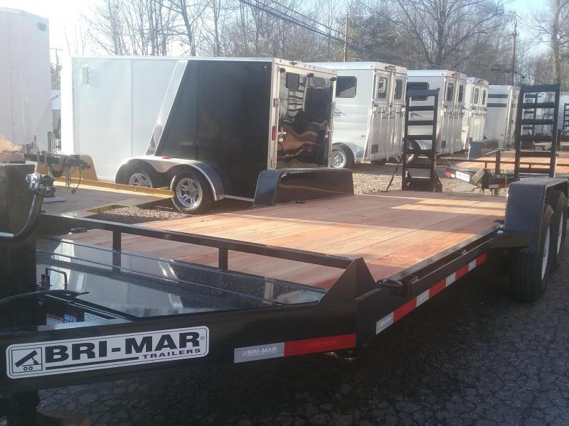 2021 Bri-Mar EH18-14 Equipment Trailer
