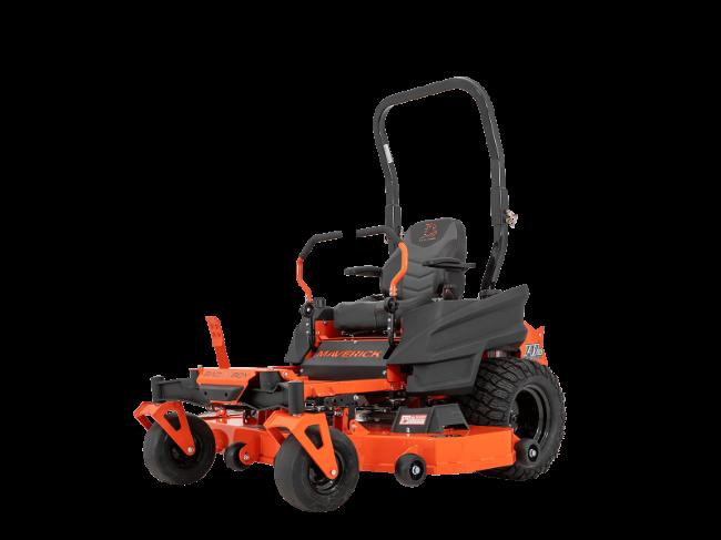"""2021 Bad Boy Honda GXV 688cc 54"""" Deck Lawn Equipment"""