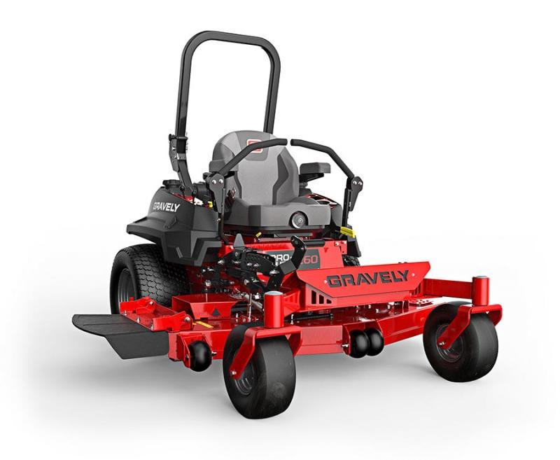"2021 Gravely 992269 60"" Zero-Turn/ PRO-TURN® 200 Lawn Equipment"