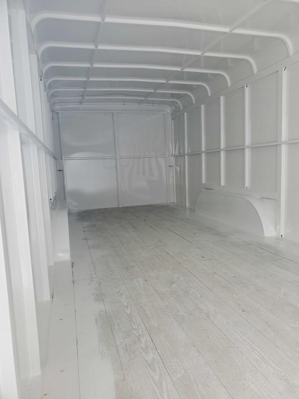2021 W-W Trailer WW-24X7.10CARGOHAULER Enclosed Cargo Trailer