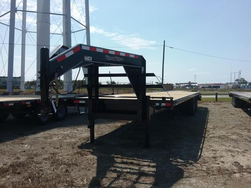 2021 Friesen Trailers GND2410232 Flatbed Trailer