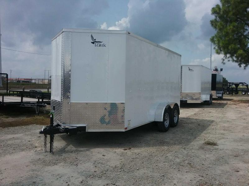 2021 Lark CT7X14TA Enclosed Cargo Trailer