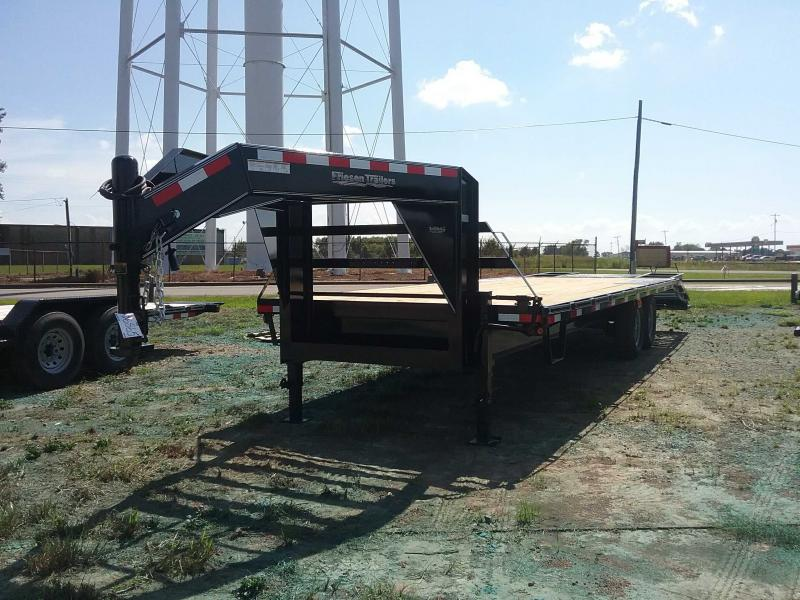 2021 Friesen Trailers GND1410225 Flatbed Trailer
