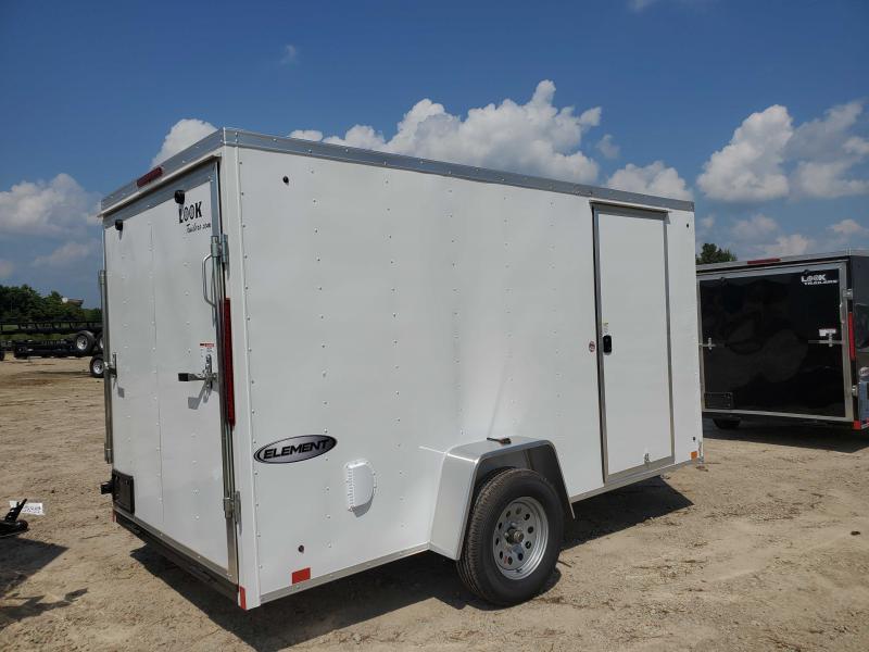 2022 Look Trailers LSCBA6.0X12SI12FE Enclosed Cargo Trailer