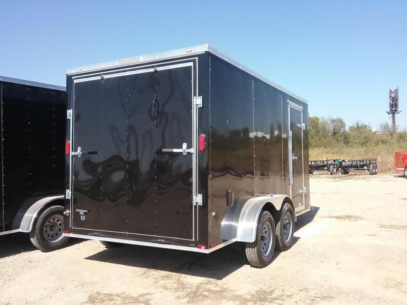 2020 Prime Trailer Manufacturing CT7X14TAPRIME Enclosed Cargo Trailer